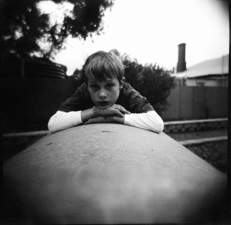 Holga 120s on Kodak T Max 400